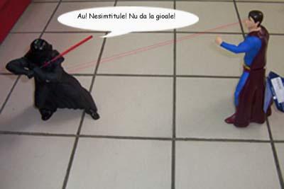 Vader vs Supes