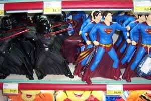 Vader si Supes