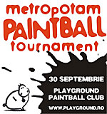 metropotam paintball tournament