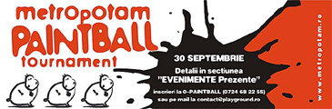 metropotam paintball tournament