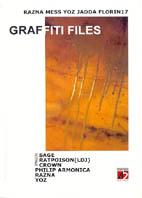 grafitti files coperta