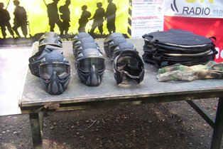 echipamnet paintball