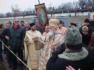 aruncarea crucii