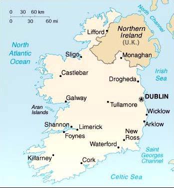 Sa Ne Cunoastem Vecinii Irlanda La Zi Pe Metropotam