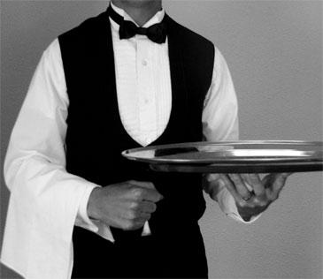cum să faci bani pentru chelneri)