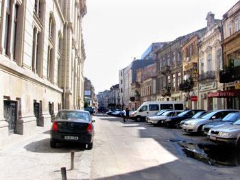 strada franceza