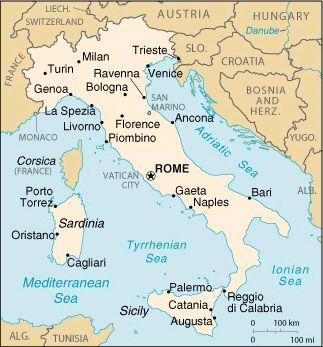 Sa Ne Cunoastem Vecinii Italia Locuri De Vizitat