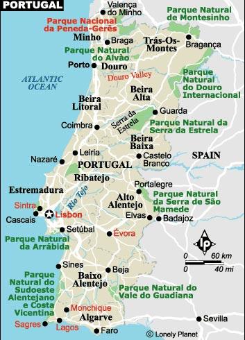 Sa Ne Cunoastem Vecinii Portugalia Locuri De Vizitat