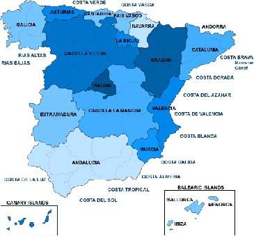 Sa Ne Cunoastem Vecinii Spania Locuri De Vizitat