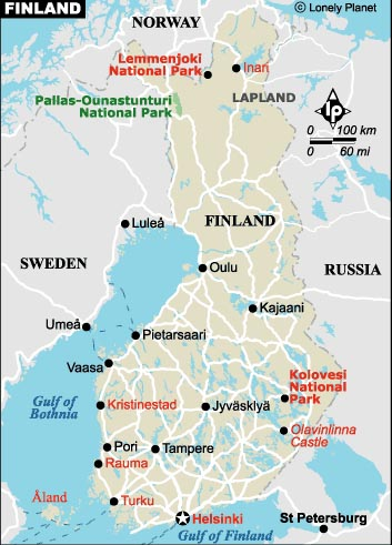 Sa Ne Cunoastem Vecinii Finlanda Locuri De Vizitat