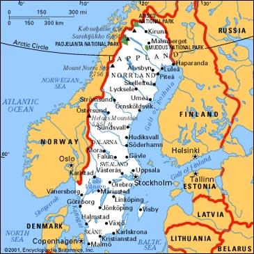 Sa Ne Cunoastem Vecinii Suedia Locuri De Vizitat