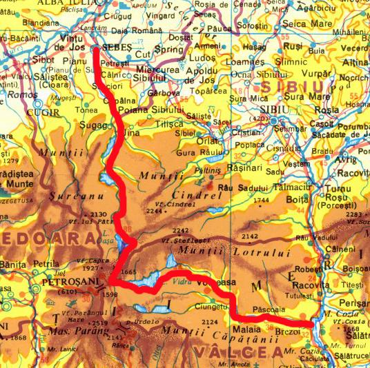 Locuri Transalpina By Mistake Locuri De Vizitat