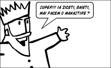 Mitomania - Episodul 18 - Mesterul Manole II