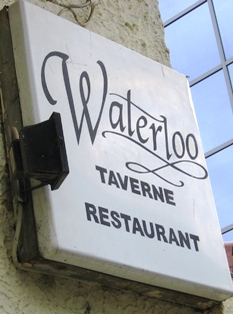 waterloo taverne
