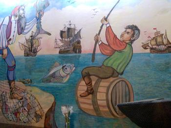 Pescarul