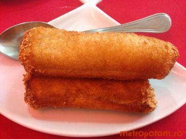 Pachetele crocante cu cartofi