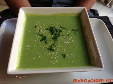Crema di Broccoli!