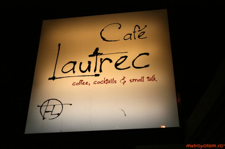 Cafe Lautrec, coffe, cocktails & small talk