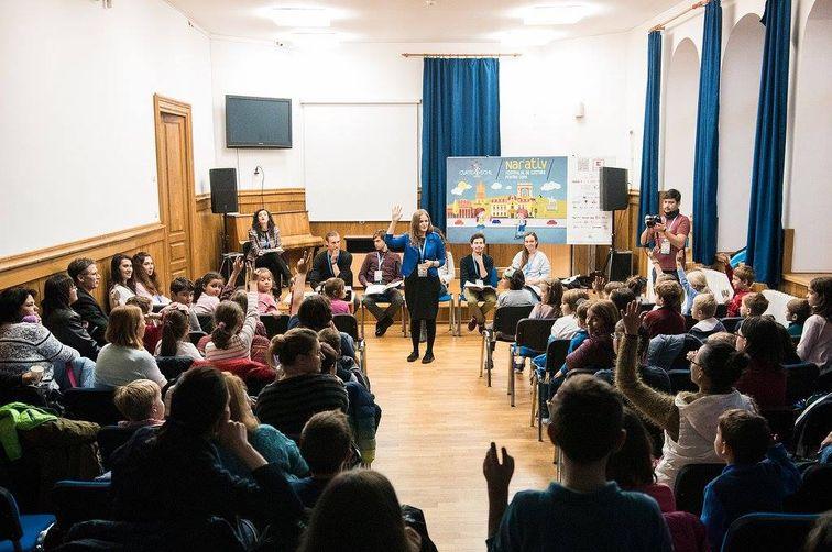 Cum e sa faci voluntariat pentru singurul festival de lectura pentru copii din Romania