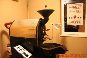 Prajitoria Coffee Map Roastery