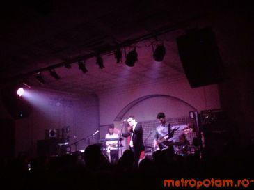 Concert Efterklang Control
