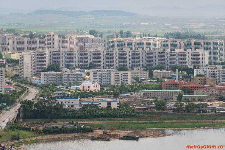 Coreea de Nord – Un exercitiu de masochism