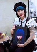 Cristina Grama - Arte impletite-n par