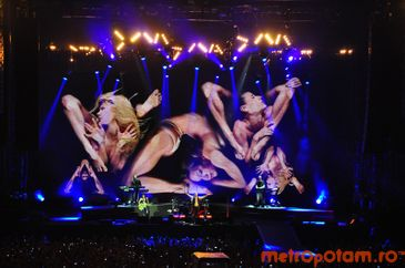Depeche Mode pe Stadionul National, 2013