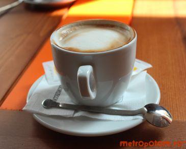 Cappuccino Soya
