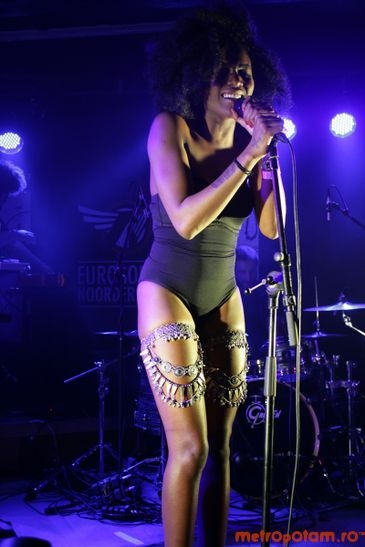 Lulu James, Eurosonic 2014