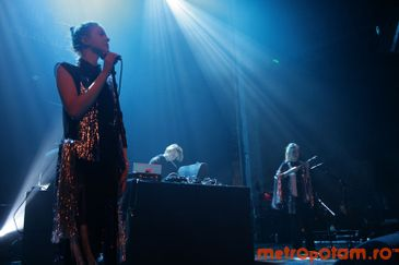 Samaris, Eurosonic 2015