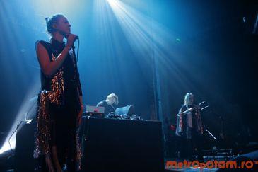 Samaris, Eurosonic 2015