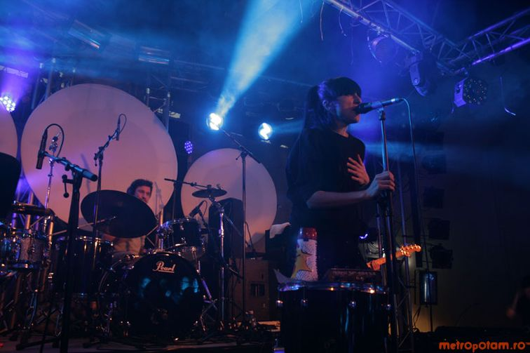 Eurosonic 2015, ziua 2: Moonlight Breakfast, Intergalactic Lovers si Vok