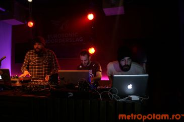 Apes on Tapes, Eurosonic 2015