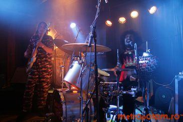 Fumaca Preta, Eurosonic 2015
