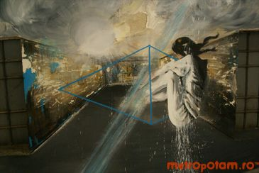 Expozitie colectiva de arta contemporana @ Parcarea Ciclop