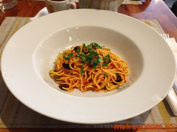 Pasta Piccantino