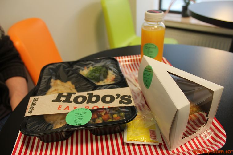 Hobo's Eat Point