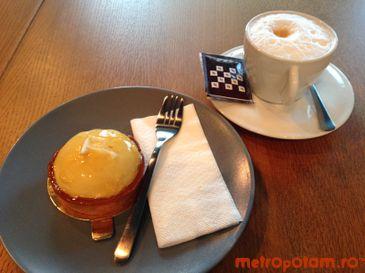 Tartelette citron & cappuccino
