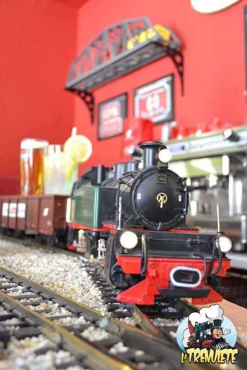 La Trenulete