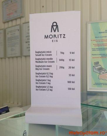 Moritz Eis preturi