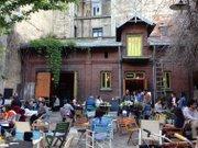 Cronici Ceainarii din Bucuresti, Romania - Plastilina Bistro sau surioara Acuarelei, un nou proiect (cu) Imbold