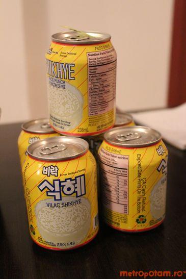 Bautura traditionala coreeana