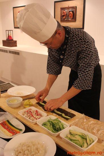 Prima lectie de gastronomie coreeana