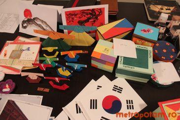 Targ de obiecte si produse coreene