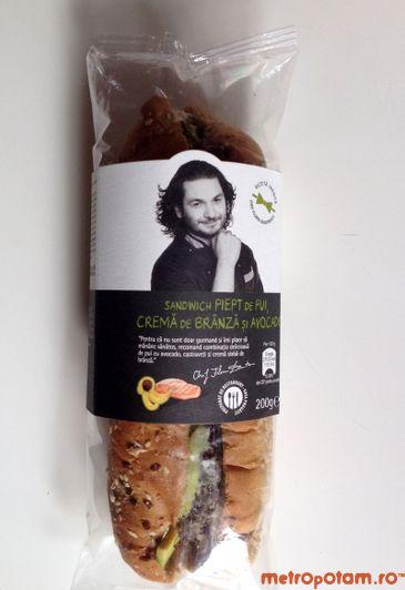 Sandvisurile lui Chef Florin Dumitrescu