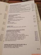 Exemplu din meniul de bauturi 2