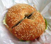Unde Iesim in Oras? - Sunday Bagels and Coffee sau de unde mai mancam bagelwich-uri in Bucuresti