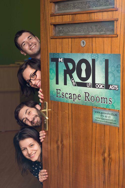 TROLL Escape Rooms