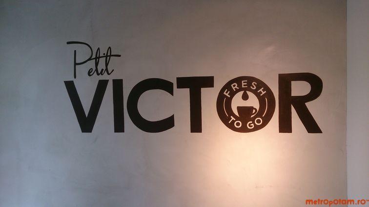 Cronici Cafenele din Romania - Petit Victor din Cluj, mic si rapid